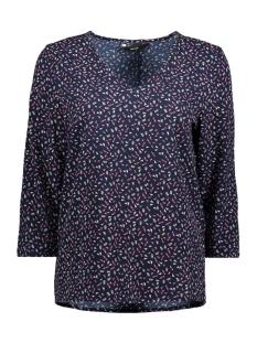 Vero Moda T-shirt VMSATIFA 3/4 TOP D2-1 10193044 Night Sky / Satifa Ope