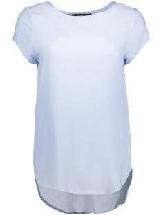 Vero Moda T-shirt BOCA SS BLOUSE NOOS 10104030 Cashmere Blue
