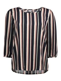 Jacqueline de Yong T-shirt JDYANNELINE 3/4 BLOUSE WVN 15147770 Burlwood/MONA