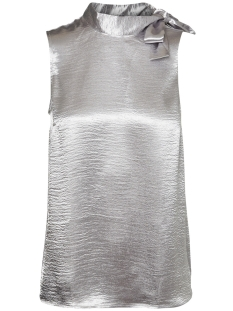 Vero Moda Top VMSILVI ADD  SL TOP RET 10197542 Silver