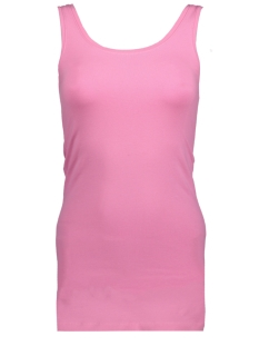 Only Top onlLIVE LOVE NEW LONG TANK TOP NOOS 15132021 Begonia Pink