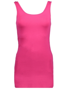 Only Top onlLIVE LOVE NEW LONG TANK TOP NOOS 15132021 Pink Peacock