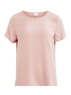 Vila T-shirt VICAVA S/S TOP-FAV 14043504 Bridal Rose