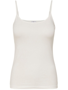Jacqueline de Yong Top JDYAVA SINGLET JRS NOOS 15148401 Cloud Dancer