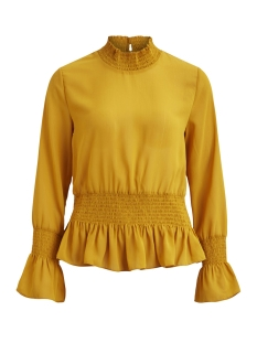 Object Blouse OBJLANI L/S TOP A LTD 23027540 Harvest Gold