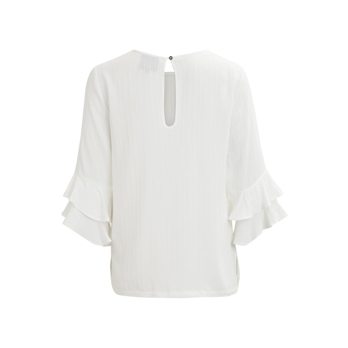 objdiana 3/4 top 96 23026509 object blouse gardenia