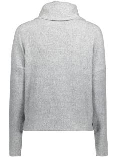 vmtammi l/s roll neck sweat exp 10192775 vero moda sweater light grey melange