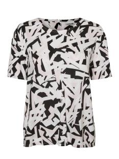 Noisy may T-shirt NMSANDRA S/S TOP 1 27001919 Barley Pink/GRAPIC