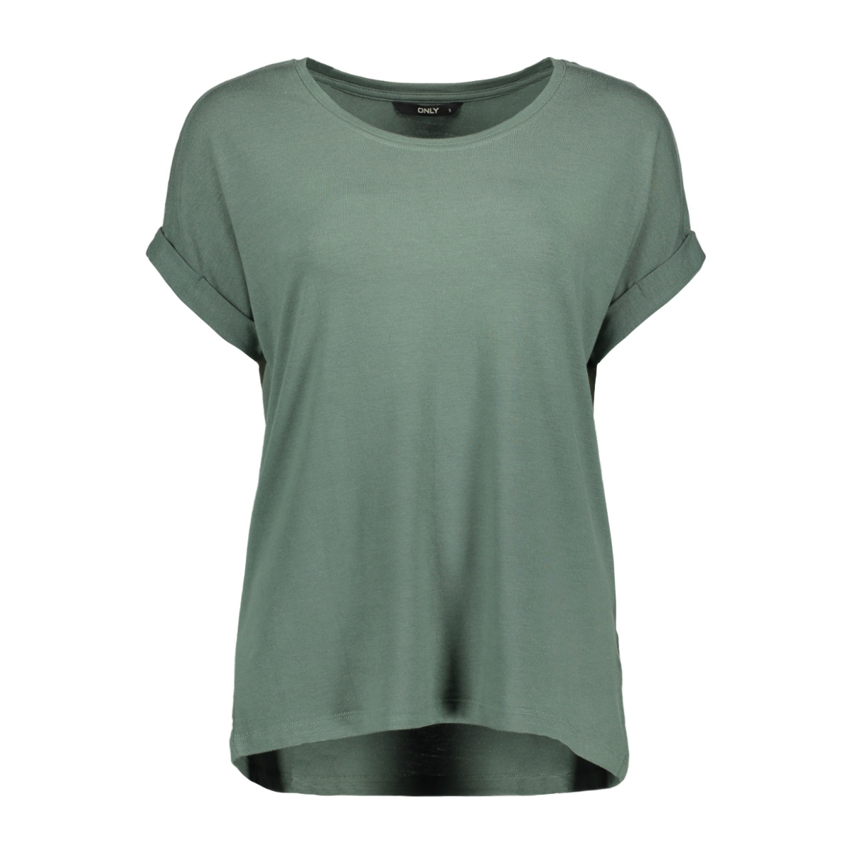 onlmoster s/s o-neck top noos jrs 15106662 only t-shirt laurel wreath
