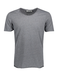 Jack & Jones T-shirt JPRSADI MELANGE TEE U-NECK 12134111 Black / Melange