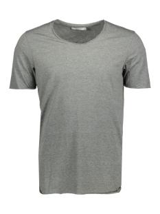 Jack & Jones T-shirt JPRSADI MELANGE TEE U-NECK 12134111 Deep Depths / Melange