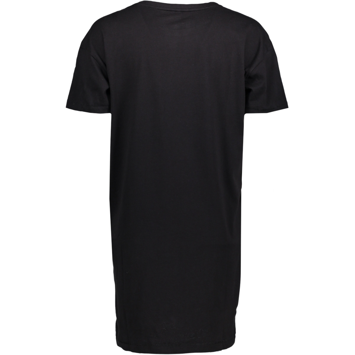 onlemma s/s simple/cool long top bo 15150949 only t-shirt black/simple2