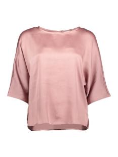 Jacqueline de Yong T-shirt JDYAMANDA 2/4 TOP WVN 15146297 Woodrose