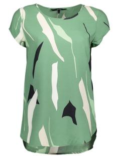 Vero Moda T-shirt VMBOCA SS BLOUSE MULTI PRINTED 10132802 Dark Ivy