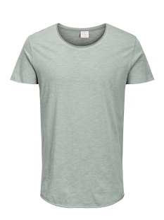 Jack & Jones T-shirt JORBAS TEE SS U-NECK NOOS 12115979 Chinois Green/REG