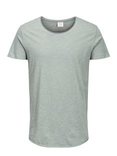 Jack & Jones T-shirt JORBAS TEE SS U-NECK NOOS 12115979 Chinois Green/REG