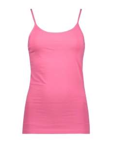Noisy may Top NMSUPER SINGLET COLOR 27001500 Carmine Rose