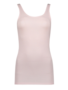 Noisy may Top NMSUPER LONG TANK TOP COLOR 27001498 Barely Pink