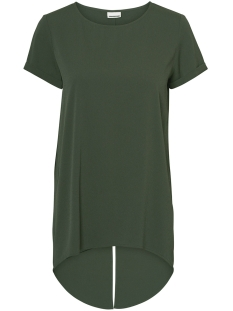 Noisy may T-shirt NMCOSMO S/S FRED TOP 2 27001779 Duck Green