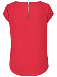 onlVIC S/S SOLID TOP NOOS WVN 15142784 High Risk Red