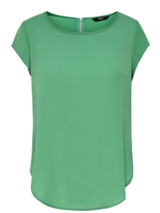 Only T-shirt nlVIC S/S SOLID TOP NOOS WVN 15142784 Leprechaun