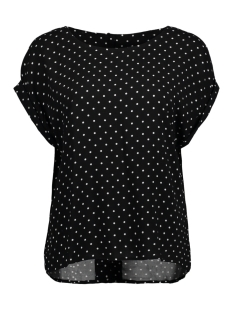 objperry s/s top 96 23026309 object blouse black