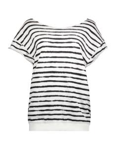 10 Days T-shirt 20-749-8101 ECRU