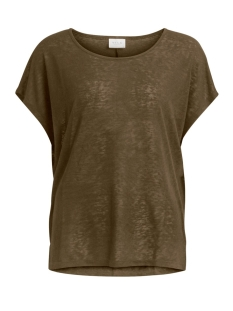 Vila T-shirt VISUMI S/S TOP-NOOS 14039490 Ivy Green