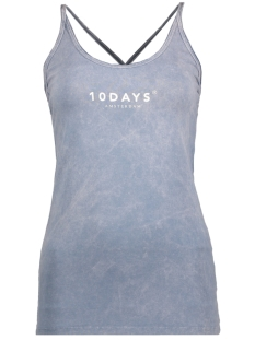 10 Days Top 20-722-8101 BLUE