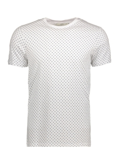 Jack & Jones T-shirt JPRCOLIN SS TEE CREW NECK 12135788 White