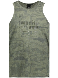 Twinlife T-shirt MSI811581 5024 Beetle