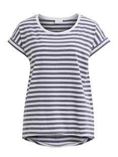 Vila T-shirt VIDREAMERS PURE T-SHIRT-LUX 14043668 Grisaille