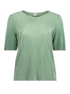 Jacqueline de Yong T-shirt JDYCITA S/S TOP JRS 15151928 Granite Green