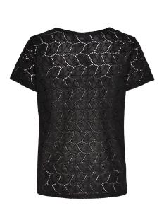 jdytag s/s lace top jrs rpt2 noos 15152331 jacqueline de yong t-shirt black