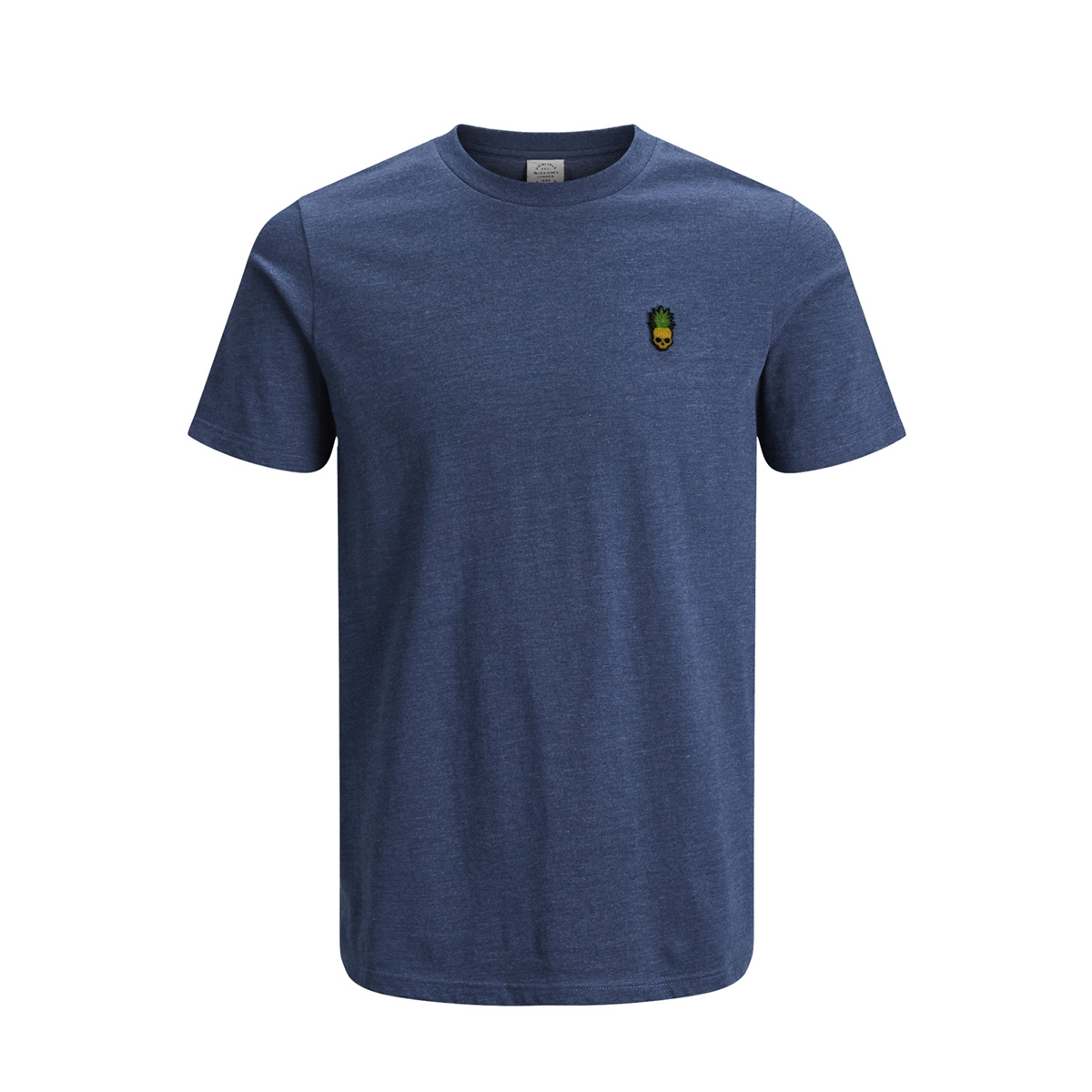jormidnighty tee ss crew neck 12131826 jack & jones t-shirt estate blue