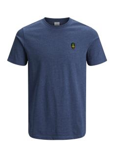 Jack & Jones T-shirt JORMIDNIGHTY TEE SS CREW NECK 12131826 Estate Blue