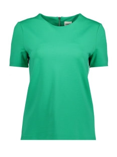 Only T-shirt onlPOPTRASH PIPING TEE 15155718 Simply Green