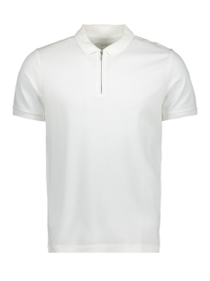 Jack & Jones Polo JPRDYLAN POLO SS 12133187 White