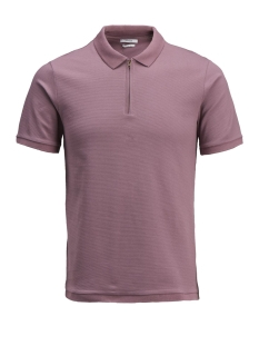 Jack & Jones Polo JPRDYLAN POLO SS 12133187 Toadstool