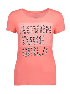 Only Play Sport shirt onpABI FITTED SS TEE 15144365 Lipstick Pink