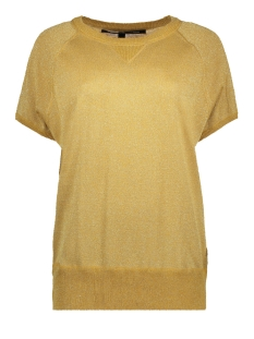 10 Days T-shirt 20-606-8101 DARK MUSTARD
