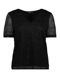 Vero Moda T-shirt VMLIDA S/S MIDI TOP D2-3 10197908 Black