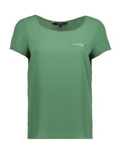Vero Moda T-shirt VMSASHA SS TOP A NOOS 10184995 Dark Ivy