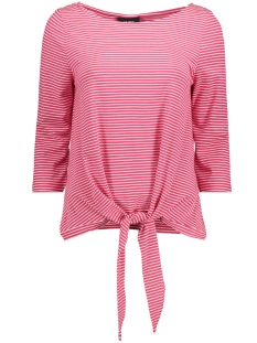 Object Trui OBJSTEPHANIE 3/4 PULLOVER 96 DIV 23026641 Bright Rose/BRIGHT ROS