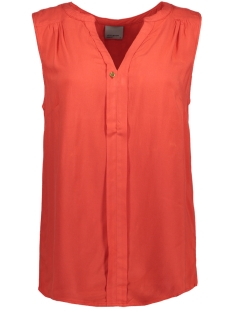 Vero Moda Top VMMANO S/L TOP 10199175 Poppy Red