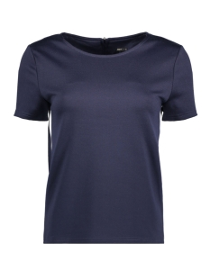 Only T-shirt onlBRILLIANT SS TOP BOX JRS 15156905 Night Sky/PANEL IN B