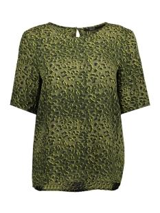 Vero Moda T-shirt VMNYNNE 2/4 TOP 10199864 Ivy Green