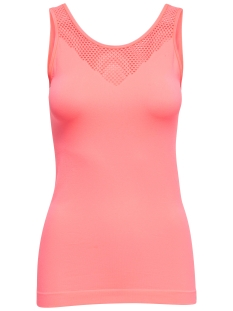 Only Play Sport top onpTAMA SEAMLESS SL TOP 15130932 Lipstick Pink
