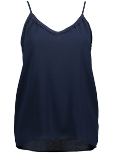 Vero Moda Top VMSASHA LACE SINGLET NOOS 10193173 Navy Blazer
