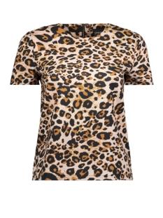 Only T-shirt onlPOPTRASH LEO TEE 15164422 Black/LEO